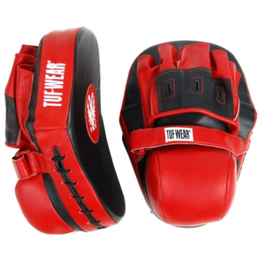 Tufwear handpad leather curved