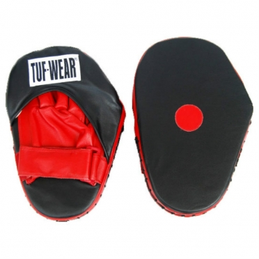 Tufwear handpad leather flat