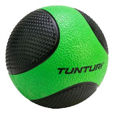 Tunturi Medicine ball 2 kg green/black
