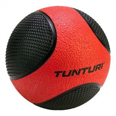 Tunturi Medicine ball 3 kg red/black