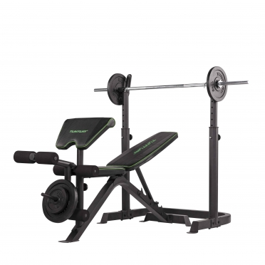 Tunturi Mid-With Bench WB50 weight station