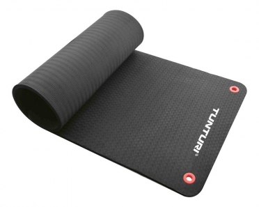 Tunturi NBR professional fitnessmat black 140cm 14TUSFU265