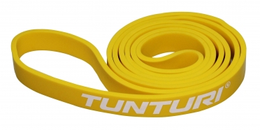 Tunturi Power band light yellow