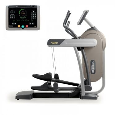 TechnoGym crosstrainer Vario Excite+ 700i silver used