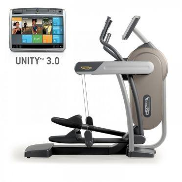 TechnoGym crosstrainer Excite+ Vario 700 Unity 3.0 silver used