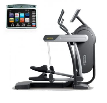 TechnoGym crosstrainer Vario Excite+ 700 Visioweb black used