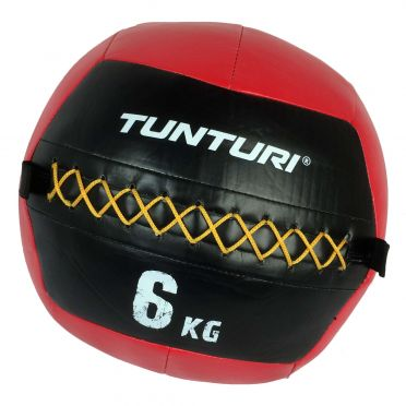 Tunturi Wall ball 6kg red