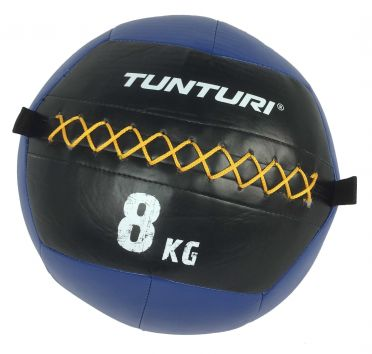Tunturi Wall ball 8kg blue