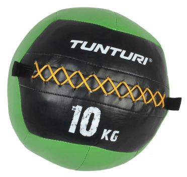 Tunturi Wall ball 10kg green