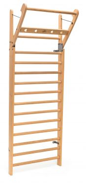 NOHrD WallBars oak wood 14 bars
