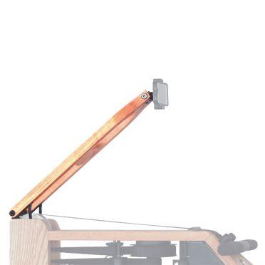 Waterrower Phone and Tablet Arm Oxbridge Cherrywood