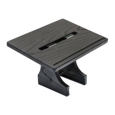 Waterrower Laptop holder all black