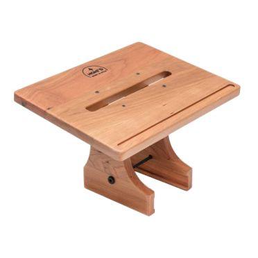 Waterrower Laptop holder oxbridge solid cherry wood