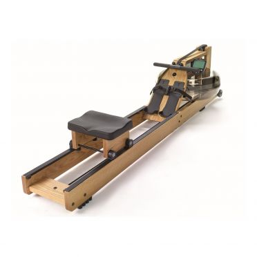 Waterrower Rowing machine natural oak wood demo