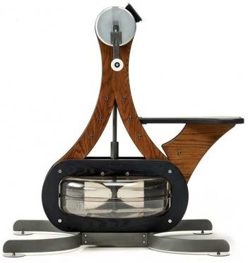 Waterrower rowing machine Natural Oak wood (OOFWRNATMC)