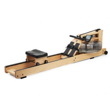 Waterrower Rowing machine natural oak wood