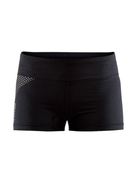 Craft Breakaway short hotpant running tights black women  1904953-9221