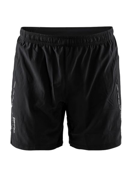 Craft Essential 7 inch running shorts black men  1906037-999000