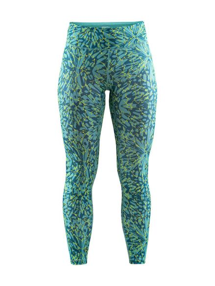 Craft Pulse tight galactic green women  1906083-119610