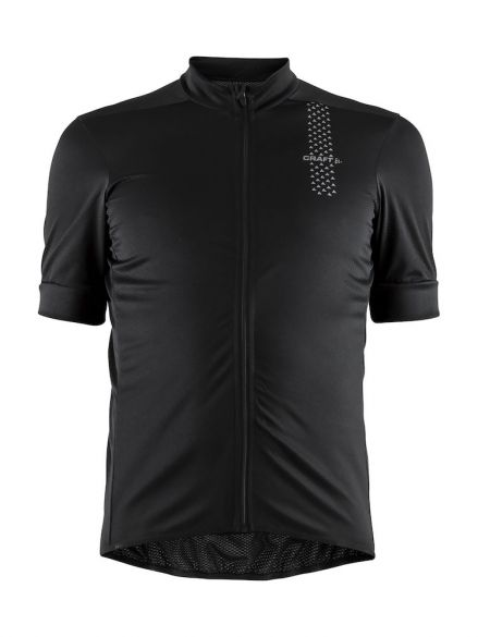 Craft Rise cycling jersey black men  1906097-999000-VRR