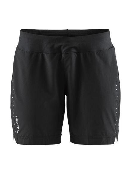 Craft Essential 7 inch running shorts black women  1906205-999000
