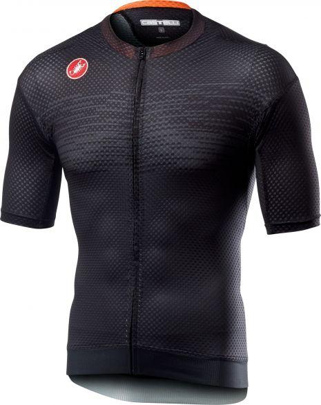 Castelli Insider short sleeve jersey black men  19574-085