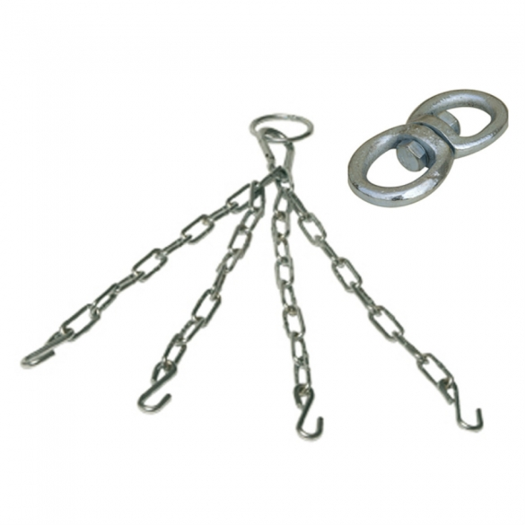 Tufwear 4-point chain with swivel  T50