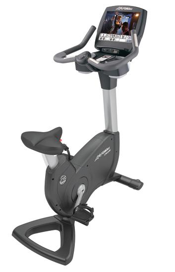 Life Fitness hometrainer 95C Engage used  BBLFBI95CEN