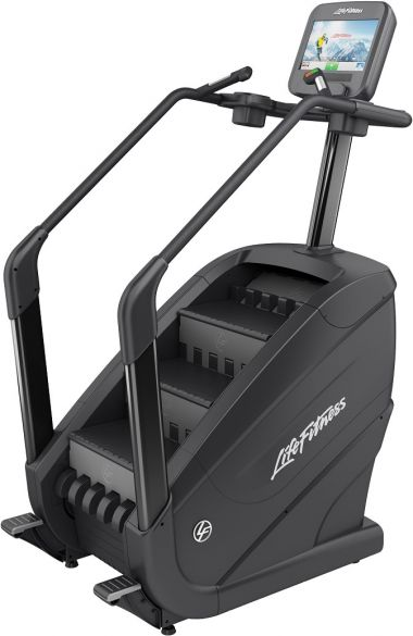 Life Fitness powermill climber 95P Discover used  BBLFPM95PDSE