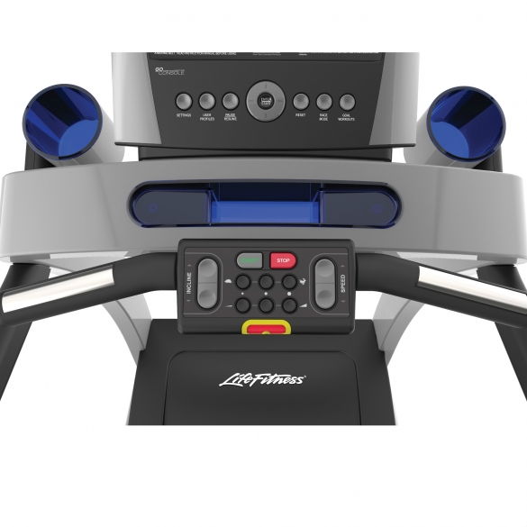 Life Fitness Treadmill Heart Rate Chart: Life Fitness Treadmill T5 Track+ Console Display Online