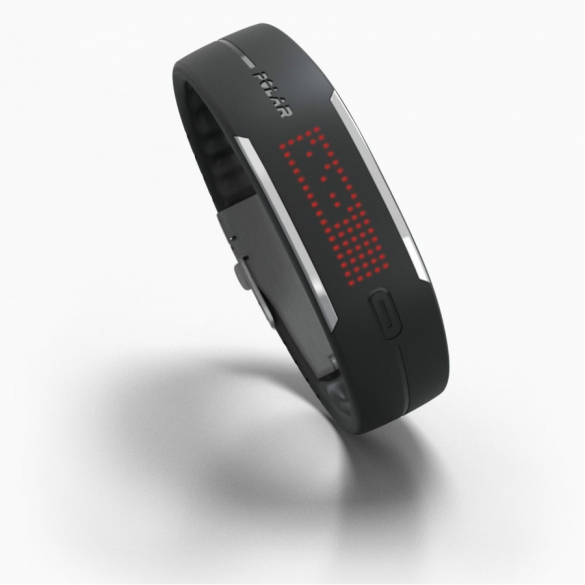 Polar Loop Activity Tracker black  POLARLOOPACTZW