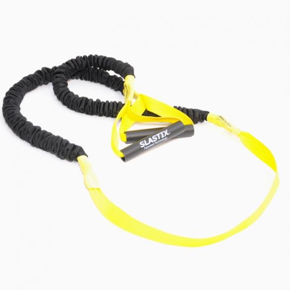 Stroops Slastix resistance tube for Bosu yellow (light)  SLASTIX390025