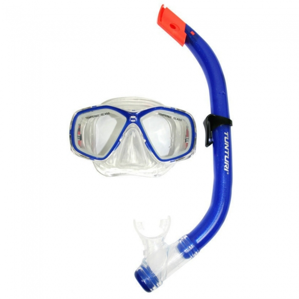 Tunturi Snorkel Set Junior Silicon 14TUSSW087  14TUSSW087