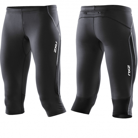 2XU Active 3/4 Tight black (WR2415b)  2XUWR2415BBLACK