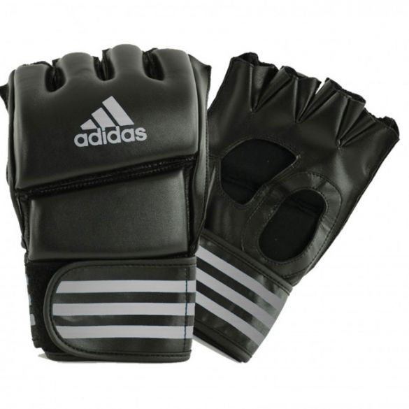 Adidas Grappling Training Gloves black/silver  ADICSG08-90850