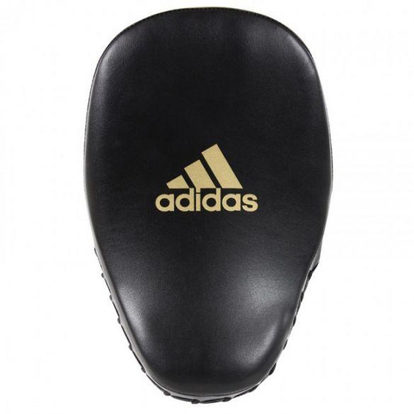 Adidas Focus Curved Economy mitts/handpads black/gold  ADISBAC01