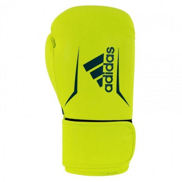 Adidas Speed 100 (kick)boxing gloves yellow  ADISBG100-30600