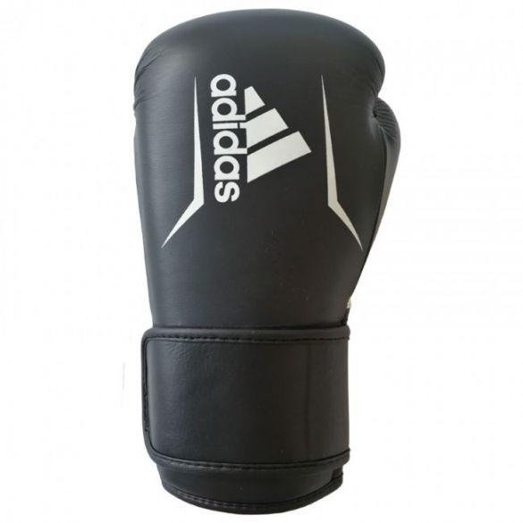 Adidas Speed 175 (kick)boxing gloves black/white  ADISBG175-90100VRR