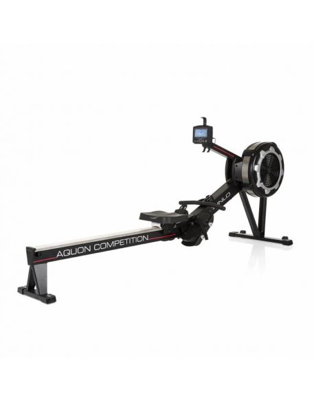 Finnlo Aquon Competition Rowing Machine Black  F-3708