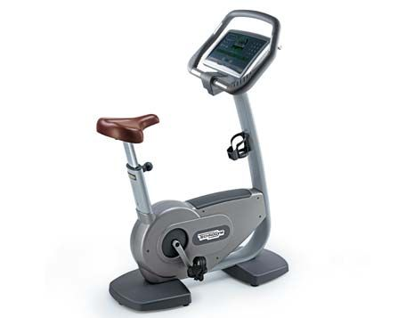 Technogym hometrainer Bike Excite 700i classic silver used  BBTGBE700IC