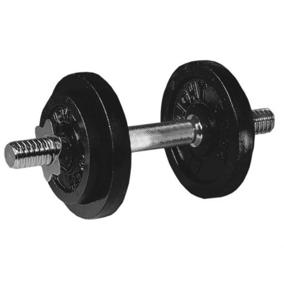 Bremshey Adjustable Dumbbell Set 10 kg 2 PIECES (08BRSCL101)  14TUSCl101