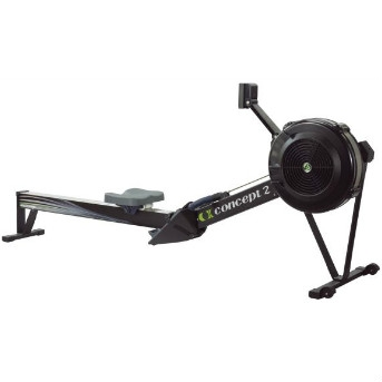 Concept2 model D PM5 display black Indoor Rower  CO2PM5