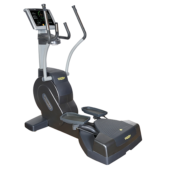 TechnoGym lateral trainer Crossover Excite+ 700i silver used  BBTGCE700IZI