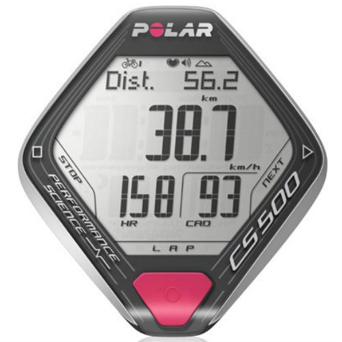 Polar bike computer CS500+ cad  POLARCS500+cad