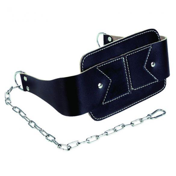 Tunturi Dipping belt leather  14TUSCL247
