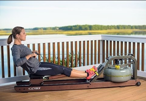 Cybex Hydro rower commercial rowing machine online? Find ...