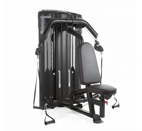 Finnlo Inspire Dual station Chest and shoulder  F3580