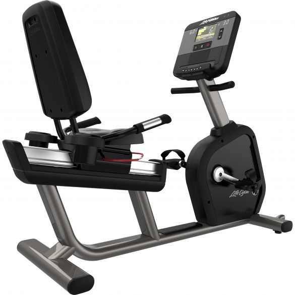 Life Fitness Integrity Series professional recumbent bike DX  PH-INDRX-XWXXX-7201C