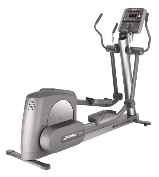 Life Fitness crosstrainer 95Xi used  BBLFCT95XI