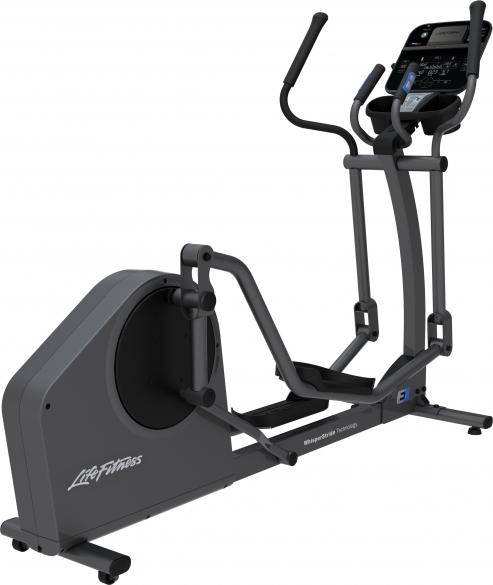Life Fitness Crosstrainer E1 Track Connect console  E1-XX03-0105_HC-000X-0105